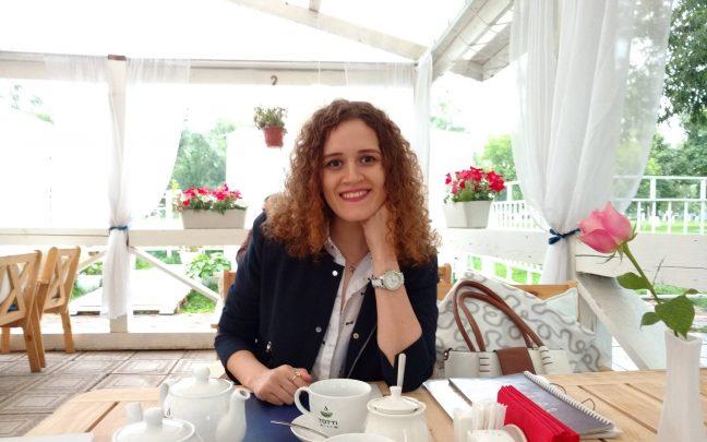 Анастасия Калашникова о фрилансе