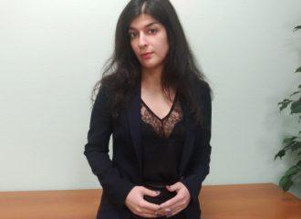 HR-рекрутер Сабина Юнева